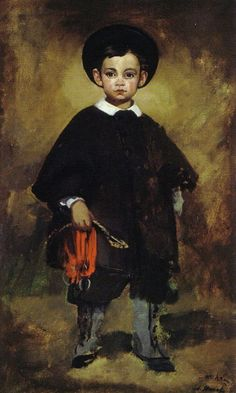 Edoard Manet - Le petit lange