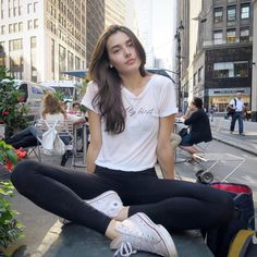 Lazy afternoon on Broadway ✨ (Ps that mid-flight pigeon though.. ) Jessica Clements