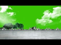 City Building with Tree Green screen Footage Frame Download, Download Video, Download Wallpapers For Pc, Green Screen Footage, Green Screen Backgrounds, Video Effects, People Running, Video Background, City Buildings