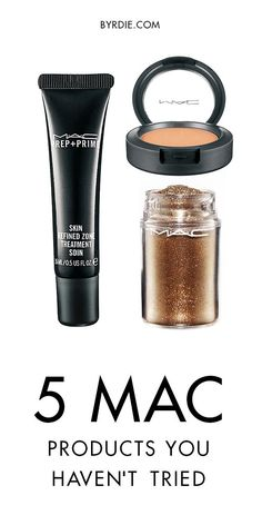 The best MAC Cosmetics products