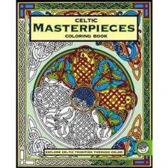 Celtic Designs Coloring Books Pages