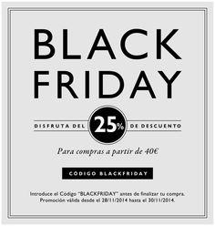 25% de DESCUENTO en QUIQUILO. ¡Disfruta del BLACK FRIDAY!