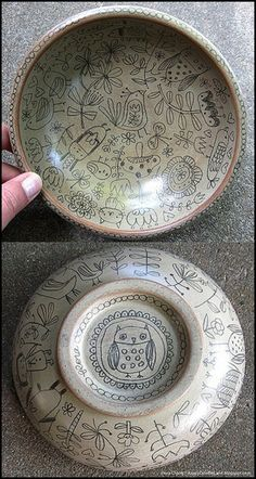 45 Pottery Painting Ideas and Designs - Page 2 of 4 - Bored Art