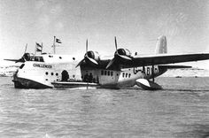 Short S23 C Class Empire Flying Boats