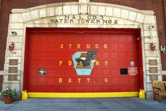 Hoping to visit some of the firehouses in NY while there