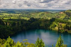 Crater lakes in Fort Portal, Uganda | Travels of a Twenty-Something | Travel and Lifestyle Blog