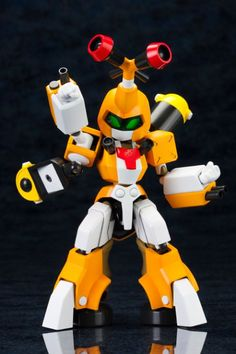 medabots saikachis metabee upgrade plastic model kit