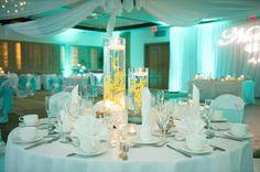 Orange County Wedding beach decor