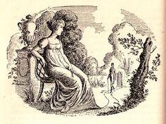 Illustration for Emma by Phillip Gough
