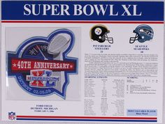 -Super-Bowl-XL-Patch-With-12x9-Scorecard-Steelers-vs-Seahawks