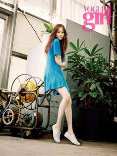 "[PICS] 150416 Vogue Girl Korea May Issue (Official) - Krystal   DearKrystal.net - f(x) Krystal International Fansite ""Shine Bright Like A Krystal"""