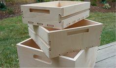 Custom Storage Boxes | Plastic Storage Boxes | Wood Storage Boxes