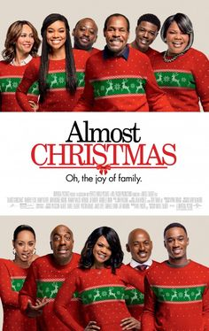 Almost Christmas Movie Poster (#13 of 14) - IMP Awards