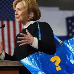 Trivia: Election 2016 Who Said It Quiz - Hillary or IKEA?