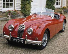 jaguar xk 140 xk140 roadster 50s