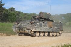 M3A3 Bradley Fire Support Team Vehicle