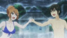 Golden Time - Koko and Banri