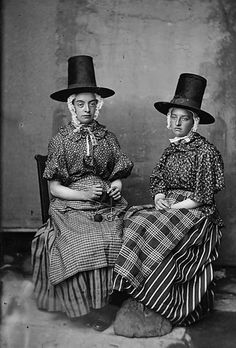 Taken by John Thomas in 1838-1905. Reproduced by permission of The National Library of Wales