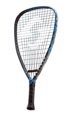 Gearbox Beltran Teardrop 170g Racquetball Racquet With 3 5/8 Grip BLUE