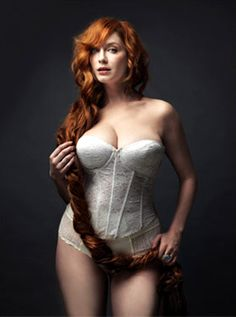 Christina Hendricks--beautiful!