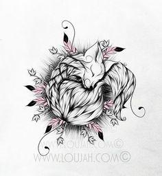 Little Fox Pink Version