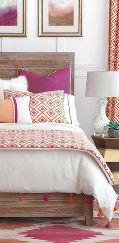 Teen girl bedrooms, makeover concept for a really easy styling, pin id 9163287297 Teen Girl Bedding, Teen Girl Bedrooms, Teen Rooms, Bedding Shop, Kid Beds, Bed Design, Comforter Sets, Designer Kids, Eastern Accents