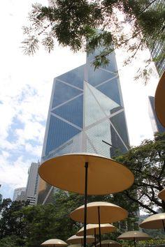 Bank of China Tower #hongkong