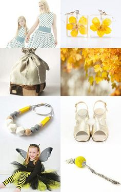 Yellow autumn by Asta Buteniene on Etsy--Pinned with TreasuryPin.com