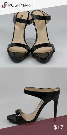 fec88a270a4 Shop Women s Qupid size Various Heels at a discounted price at Poshmark.  Description  Patent Upper and Man-Made Outsole heel Synthetic Style.