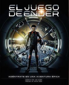 """Basada en la exitosa novela homónima, """"El juego de Ender"""" cuenta la apasionante historia de una lucha por salvar el mundo de un futuro devastador. Este libro oficial desvela todos los secretos de la película."""