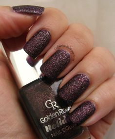 Golden Rose Holiday Nail Color 58
