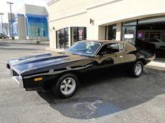 1972 Dodge Charger - charger, black, vintage, old, classic, dodge, 1972, car, antique, muscle, 72
