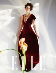 Elle, 2013.12, Kim Jung Eun