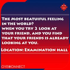 Do you remember school and college examination times?  #School #College #Memories #Funny