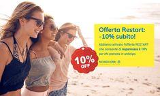 Offerta Restart: -10% subito! Abbiamo attivato l'offerta RESTART che consente di risparmiare il 10% per chi prenota in anticipo. Couple Photos, Couples, Couple Shots, Couple Photography, Couple, Couple Pictures