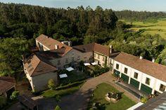 A Quinta da Auga, un hotel con encanto en Santiago de Compostela