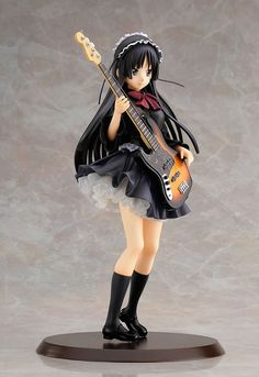 anime figures | ON! Akiyama Mio upLark Goth Loli Figure | Buy Anime Figures