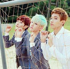 Boo Seungkwan, Soonyoung & Seokmin