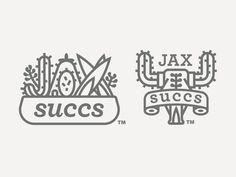 Logo designed by Kendrick Kidd. Connect with them on Dribbble; Badge Design, Logo Design, Graphic Design, Landscaping Logo, Logo Inspiration, Branding, Vintage Logos, Illustration, Ea