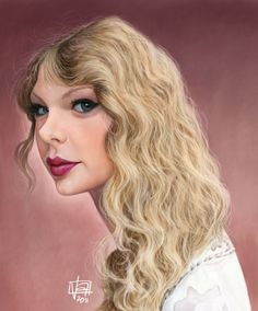 Taylor Swift (by Vincenzo)