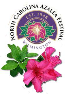 Repinned from Ram Gabriel: Azalea Festival Logo