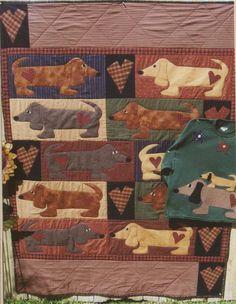 animal quilt patterns free | Whimsical Quilt Patterns, Dog & Frog Quilt Patterns, BOM, Turtle