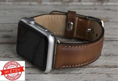 Leather Apple Watch band 42mm 38mm Leather watch band