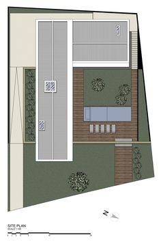 SN House,Planta Cobertura