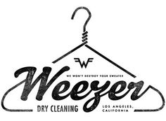 Weezer dry cleaning