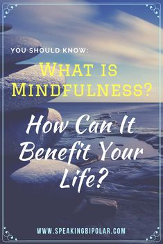 What is Mindfulness? How Can It Benefit Your Life? Read this post designed for beginners. Mindfulness Books, What Is Mindfulness, Mindfulness Practice, Mental Illness Awareness, Focus Your Mind, Mindfulness Exercises, Meditation For Beginners, Meditation Techniques, Meditation Benefits