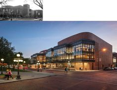 Ordway Center for the Performing Arts | St. Paul | United States | Performing Spaces 2016 | WAN Awards