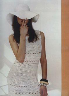 Revista Completa La Moda al Crochet