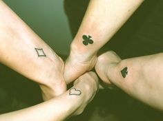 Friends tatoo