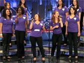 Wives of Soldiers Support US Troops With a Stunning Choir Performance. A Must See!